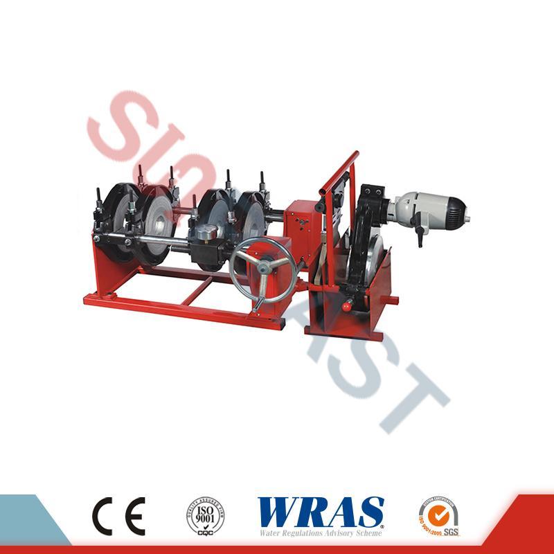 SPL160-4M دستی بٹ فیوژن ویلڈنگ مشین